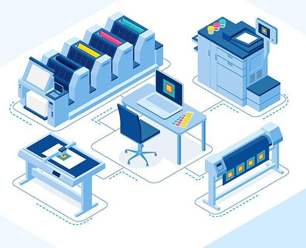 progettazione grafica realizzazione stampa