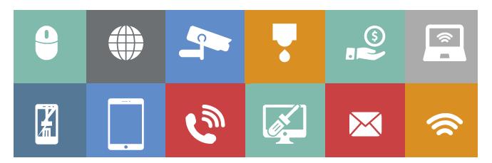 Home Cyberia Informatica Centralini telefonici, videosorveglianza, servizi di progettazione grafica e stampa digitale. Hosting, siti web, e-commerce e SEO